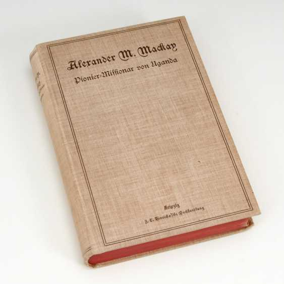 "Mackay, Alexander M.: ""Pionier-Missiona - Foto 2"
