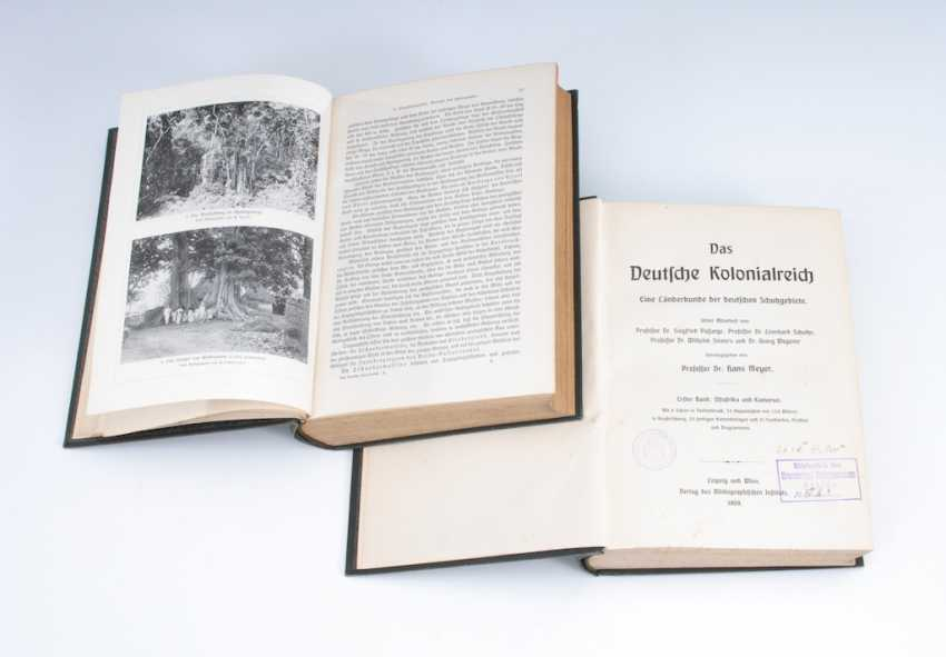 "Meyer, Hans: ""The German Kolonialreic - photo 1"