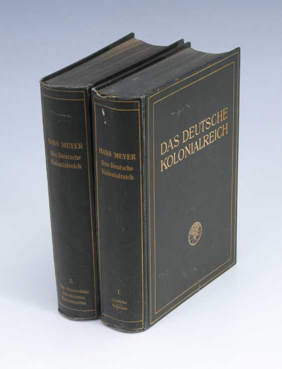 "Meyer, Hans: ""The German Kolonialreic - photo 2"