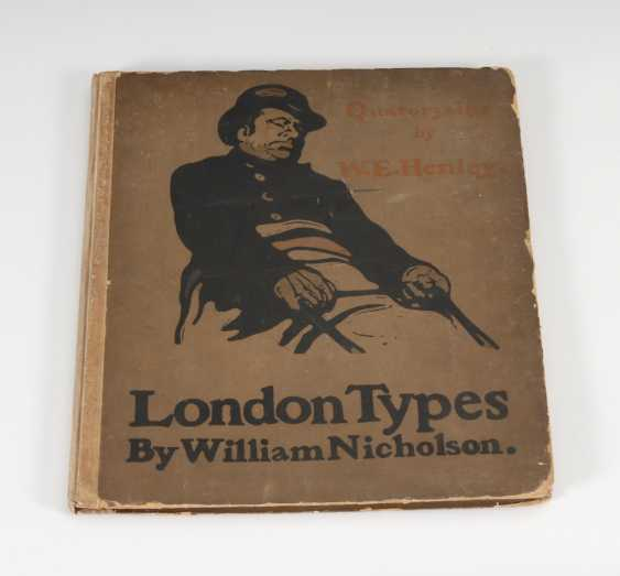 "Nicholson, William: ""London Types"". - Foto 1"