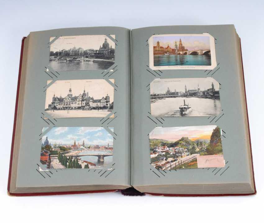 Post card album with approx. 496 Ansichtskar - photo 2
