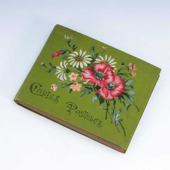 Post card album with approx. 500 cards. - photo 2