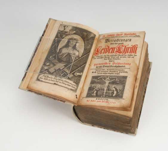 "Rambach, Johann Jacob: ""considerations ü - photo 1"