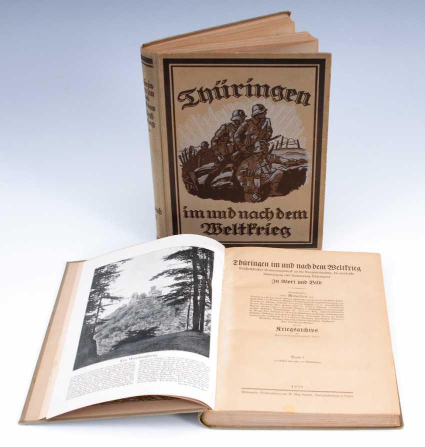 """""""Thüringen in und nach dem Weltkrieg"""". - Foto 1"""