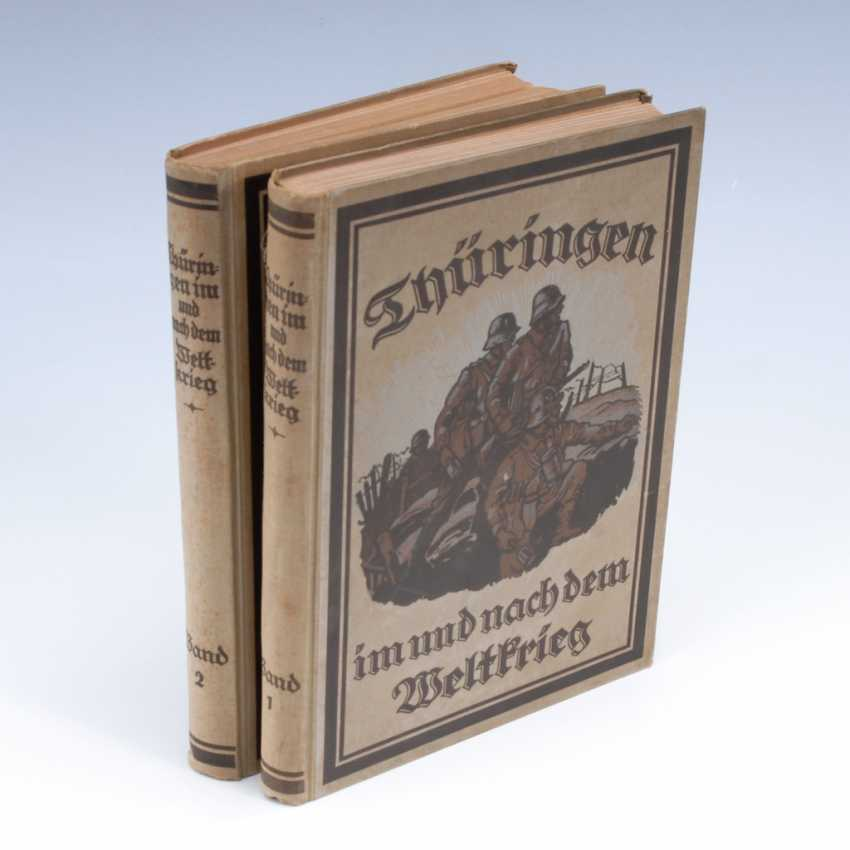 """""""Thüringen in und nach dem Weltkrieg"""". - Foto 2"""