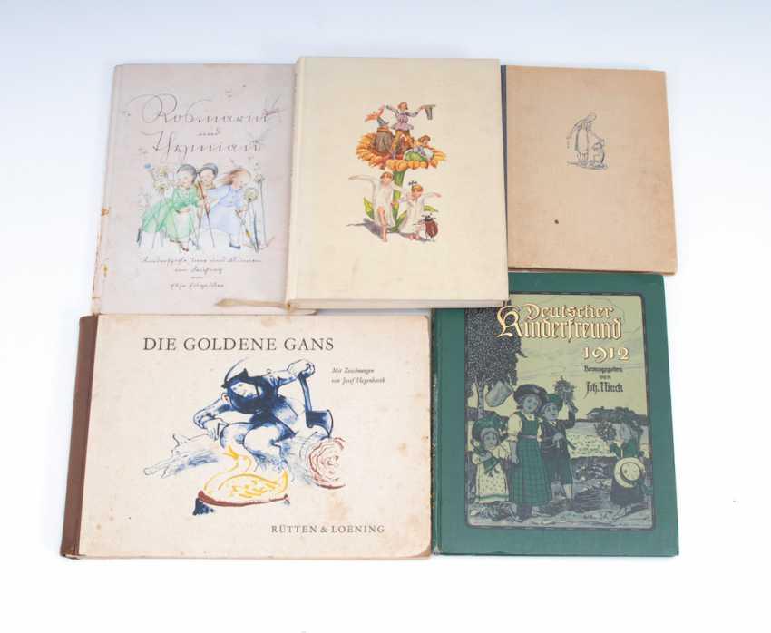 5 children's books. - photo 1