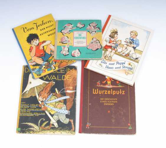 5 Kinderbücher. - Foto 1