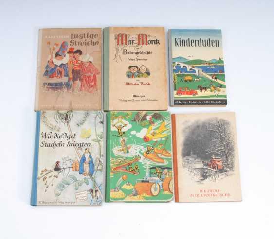 6 Kinderbücher. - Foto 1