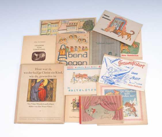 7 + 8 books for children. - photo 1
