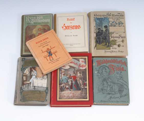 7 children's books. - photo 1