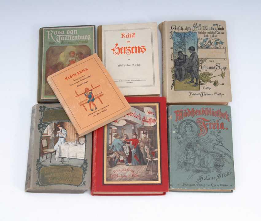 7 Kinderbücher. - Foto 1