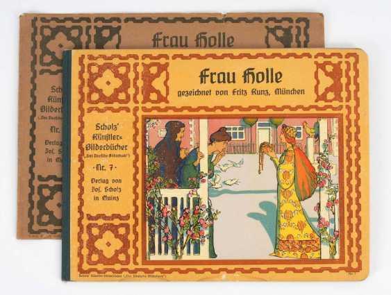 "Kunz, Fritz: ""Frau Holle"". - Foto 1"