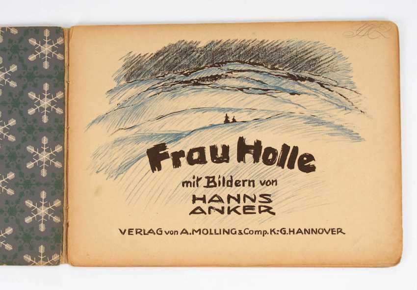 "Anker, Hanns: ""Frau Holle"" - photo 2"