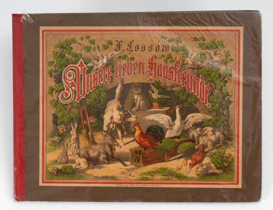 "Lossow, Friedrich: ""Uns(e)re lieben Hau - Foto 1"