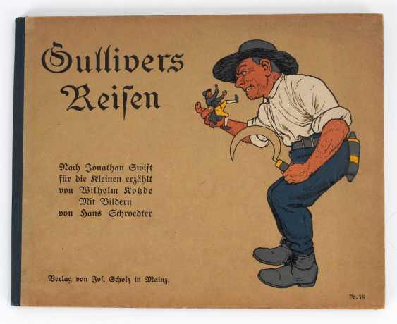 """""""Gullivers Reisen"""" nach Jonathan Swift - Foto 1"""