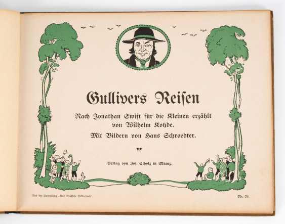 """""""Gullivers Reisen"""" nach Jonathan Swift - Foto 3"""