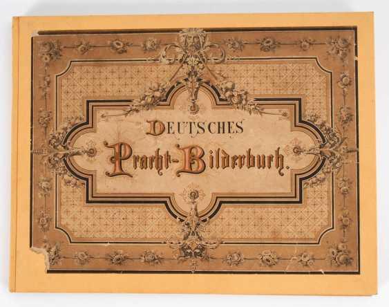"""Offterdinger, C(arl): """"the German splendour - photo 1"""