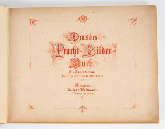 """Offterdinger, C(arl): """"the German splendour - photo 2"""