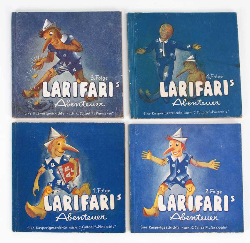 """Larifaris Adventure"". - photo 1"
