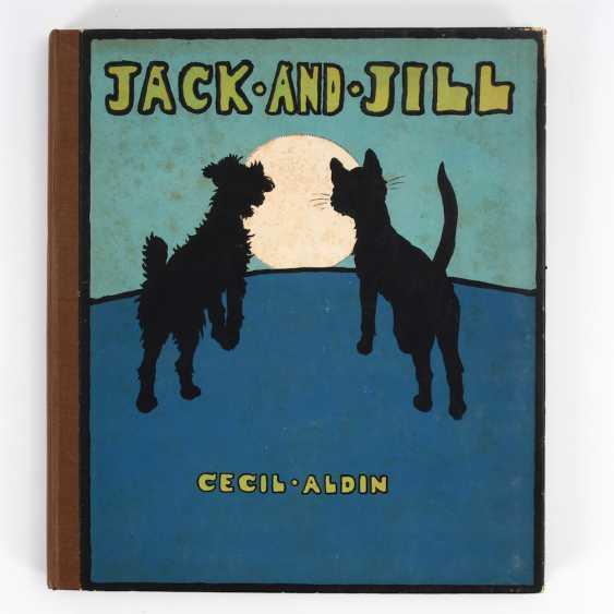 "Aldin, Cecil/ Byron, May: ""Jack & Jill"" - photo 1"