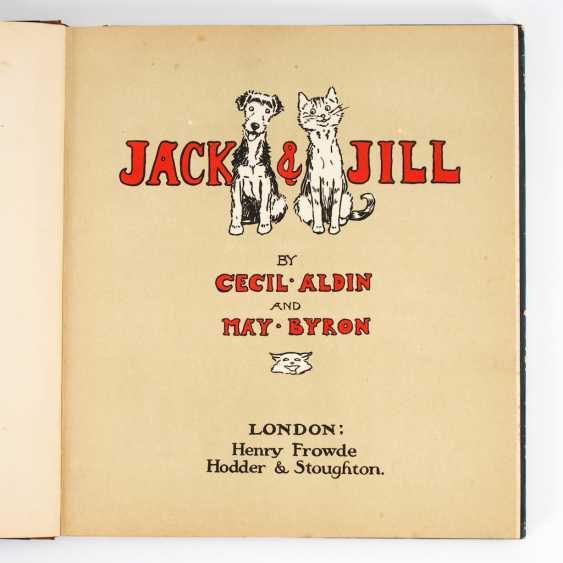"Aldin, Cecil/ Byron, May: ""Jack & Jill"" - photo 2"