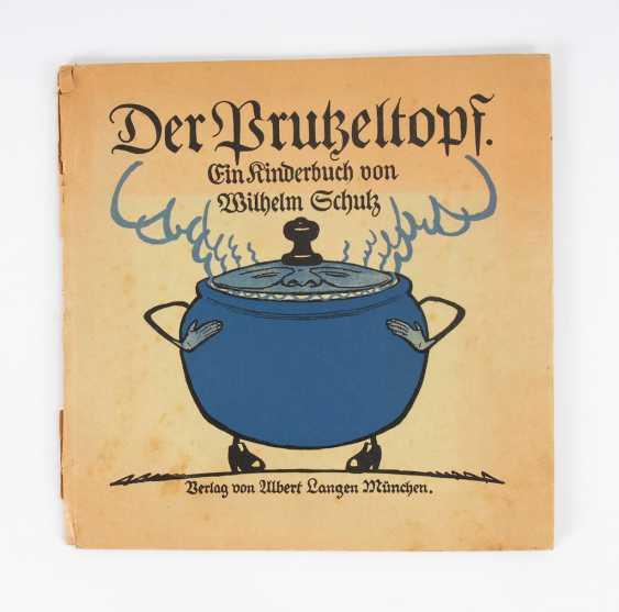 """Schulz, Wilhelm: """"Der Prutzeltopf"""". - Foto 1"""