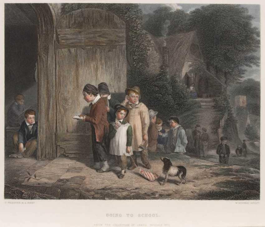 6 English representations of Children. - photo 2