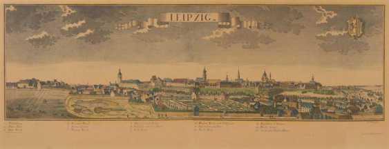 View Leipzig - Friedrich Bernhard We - photo 1