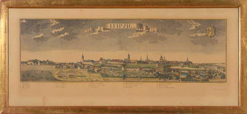 Ansicht Leipzig - Friedrich Bernhard We - Foto 2