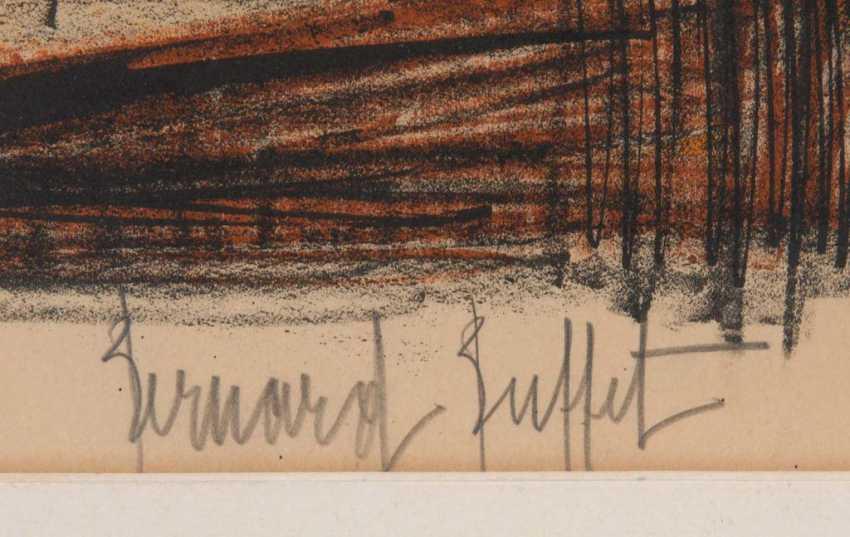 """BUFFET, Bernard: """"The Iris"""". - photo 3"""