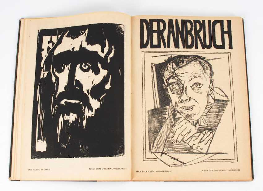 """""""Der Anbruch"""". - Foto 1"""