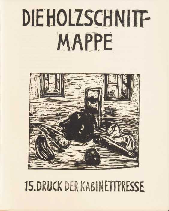"""""""The Woodcut Map"""" 15. Pressure of the - photo 1"""