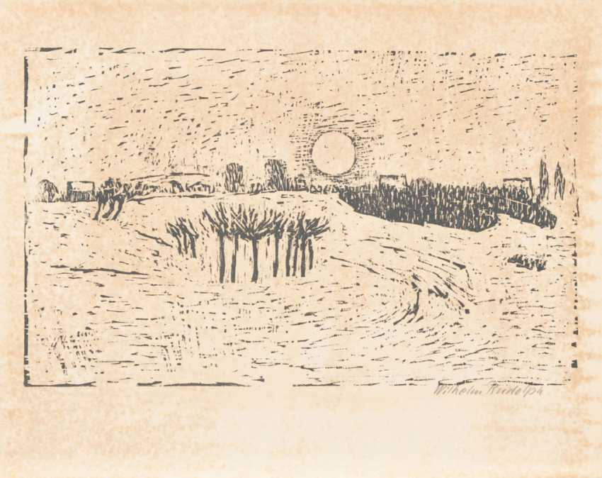 """""""The Woodcut Map"""" 15. Pressure of the - photo 3"""