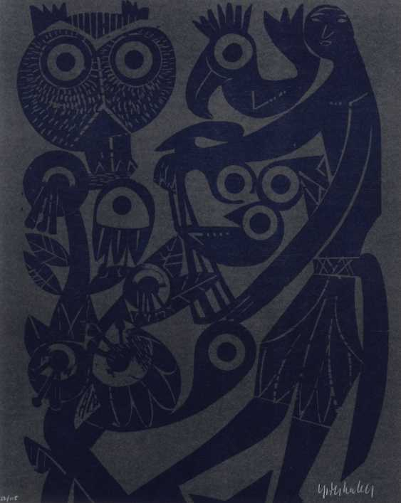 """""""The Woodcut Map"""" 15. Pressure of the - photo 4"""