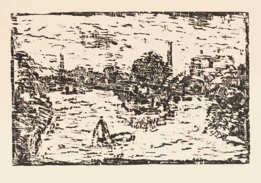"""""""The Woodcut Map"""" 15. Pressure of the - photo 7"""