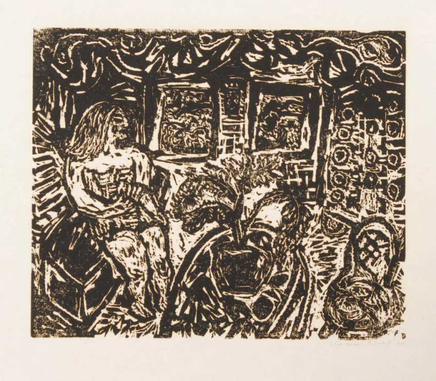 """""""The Woodcut Map"""" 15. Pressure of the - photo 9"""