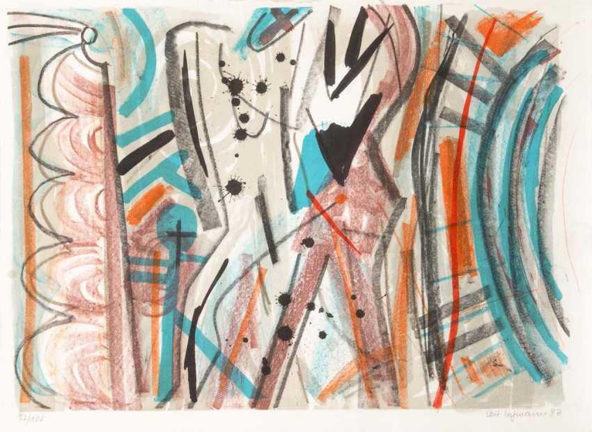 "Grafikmappe ""4/87"". - Foto 5"