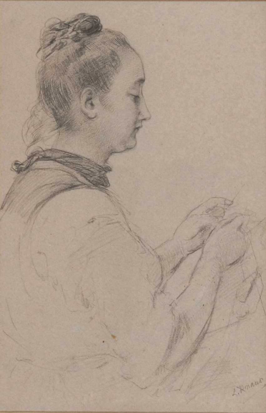 KNAUS, Ludwig: schwalm girl in the S - photo 1