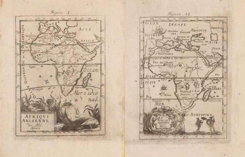 2 Landkarten Afrika - Allain Manesson-M - photo 1
