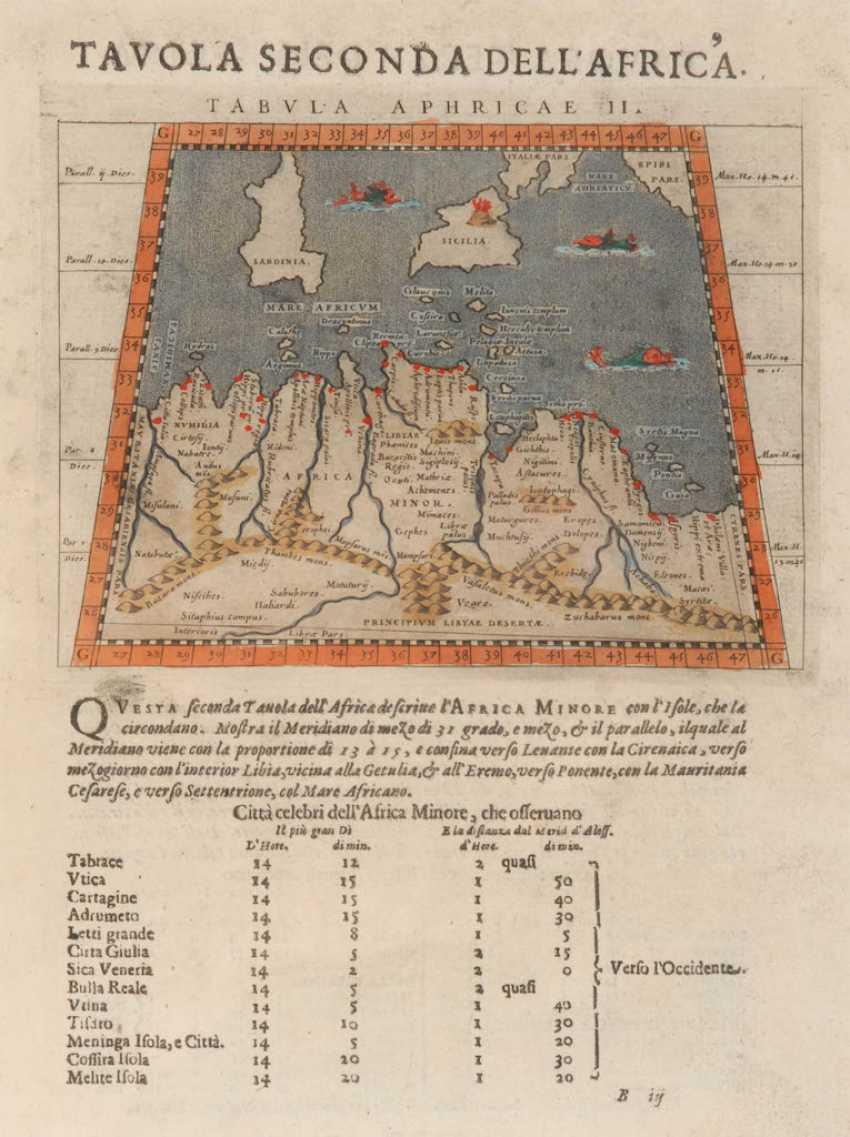 3 maps of North Africa - to Ptolemäu - photo 2
