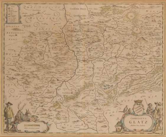 Map of the County of Glatz - Jonah S - photo 1