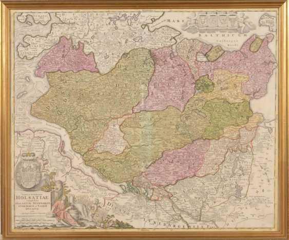 Map of Holstein, Johann Baptist - photo 1