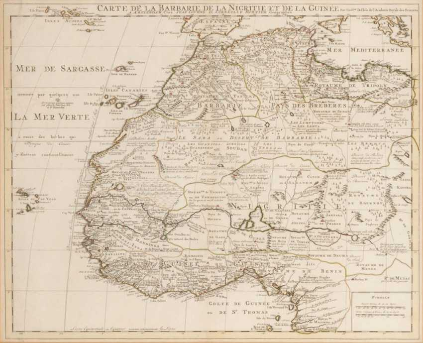 Map of West Africa - Guilleaume D - photo 1