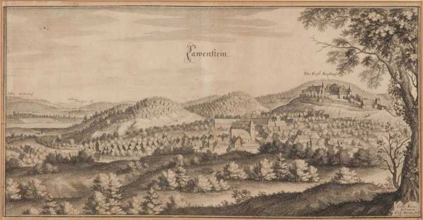 MERIAN, Caspar/BUNO, Conrad: Lauenstein - Foto 1
