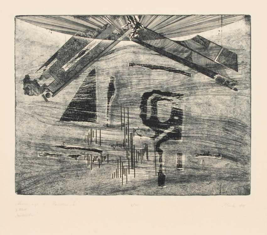 "PLANK, Heinz: ""homage to Penderecki"". - photo 4"