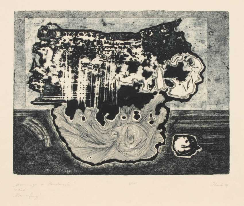 "PLANK, Heinz: ""homage to Penderecki"". - photo 7"