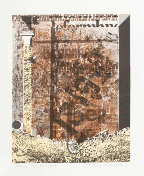 "Reclam Grafik-Edition VIII: ""Landschaft - Foto 2"