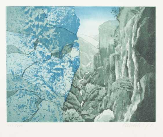 "Reclam Grafik-Edition VIII: ""Landschaft - Foto 4"