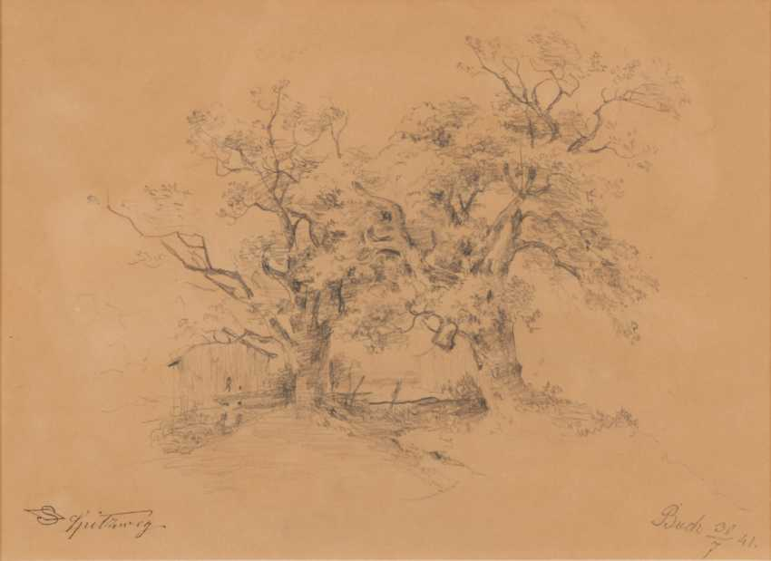 SPITZWEG, Carl: landscape. - photo 1
