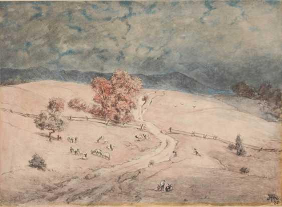 THOMA, Hans: Drei Landschaften. - Foto 2